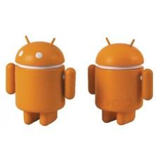 STANDARD ANDROID 3IN VINYL FIG ORANGE VER