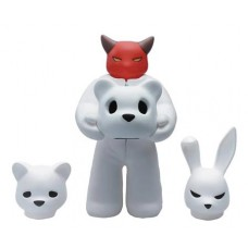 HEADSPACE 4.5IN VINYL FIG SET A