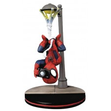 MARVEL HEROES SPIDER-MAN SPIDER CAM Q-FIG FIGURE