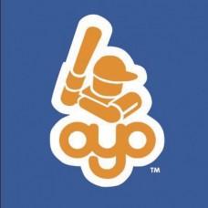 OYO MLB LOS ANGELES ANGELS OF ANAHEIM GAMETIME FIELD PLAYSET