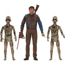 ASH VS EVIL DEAD BLOODY ASH VS DEMON SPAWN AF 3PK
