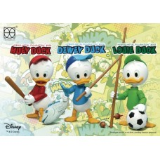 DISNEY HUEY DEWEY & LOUIE DUCK HMF-308 AF SET