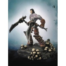 DARKSIDERS 2 STATUE DEATH 10IN PVC STATUE