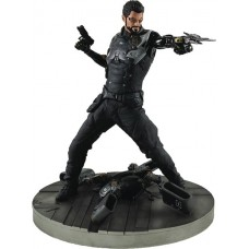 DEUS EX MAN KIND DIVIDED ADAM JENSEN 8IN STATUE