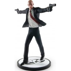 HITMAN AGENT 47 ICONIC SUIT 8IN STATUE