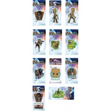 GUARDIANS OF THE GALAXY VOL2 CHARACTERS DECAL