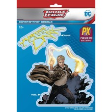 DC COMICS JUSTICE LEAGUE DARK CONSTANTINE PX VINYL DECAL