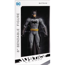 NEW 52 BATMAN 8IN BENDABLE FIGURE (Net)