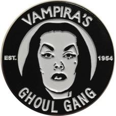 VAMPIRA GHOUL GANG LAPEL PIN