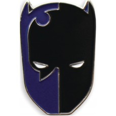 MONDO X MARVEL COMICS BLACK PANTHER ENAMEL PIN