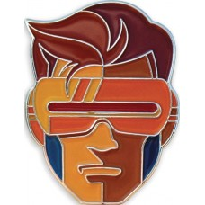 MONDO X MARVEL COMICS CYCLOPS ENAMEL PIN