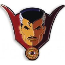 MONDO X MARVEL COMICS DR. STRANGE ENAMEL PIN