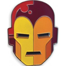 MONDO X MARVEL COMICS IRON MAN ENAMEL PIN
