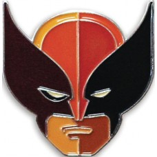 MONDO X MARVEL COMICS WOLVERINE (BROWN SUIT) ENAMEL PIN