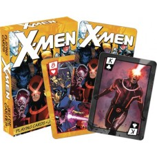 X-MEN COMICS PLAYING CARDS