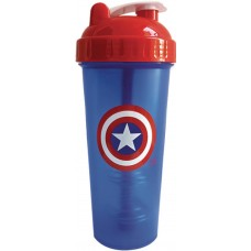 PERFECT-SHAKER MARVEL CAPTAIN AMERICA 28OZ BOTTLE
