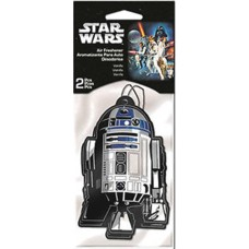 SW R2D2 2PK VANILLA AIR FRESHENER 24PC BAG (Net)