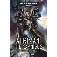 WARHAMMER 40K AHRIMAN OMNIBUS PROSE NOVEL SC