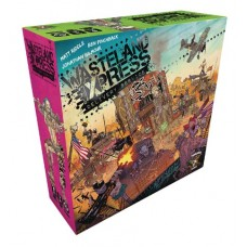 WASTELAND EXPRESS DELIVERY SERVICE BOARD GAME (Net)