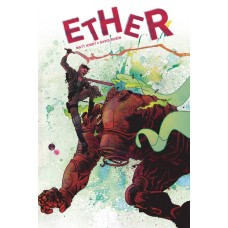 ETHER COPPER GOLEMS #1 (OF 5) VARIANT POPE CVR