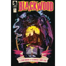 BLACKWOOD #1 (OF 4) MAIN CVR