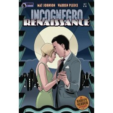 INCOGNEGRO RENAISSANCE #4 (OF 5) (MR)
