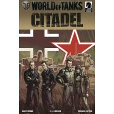 WORLD OF TANKS CITADEL #1 (OF 5) (MR)
