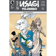 USAGI YOJIMBO #3 (OF 7) THE HIDDEN