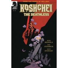 KOSHCHEI THE DEATHLESS #5 (OF 6)