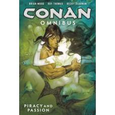 CONAN OMNIBUS TP VOL 05 PIRACY & PASSION