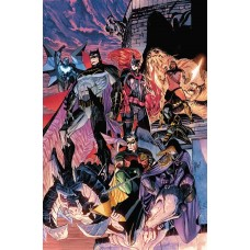BATMAN DETECTIVE COMICS TP VOL 06 FALL OF THE BATMEN REBIRTH