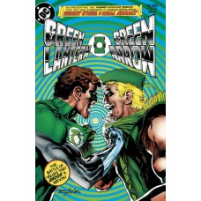 GREEN LANTERN GREEN ARROW HARD TRAVELING HEROES DLX HC