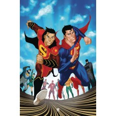 NEW SUPER MAN TP VOL 03 EQUILIBRIUM REBIRTH