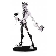 DC ARTISTS ALLEY JOKER B&W VINYL FIG NOOLIGAN