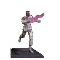 TEEN TITANS CYBORG MULTI PART STATUE