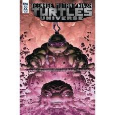 TMNT UNIVERSE #22 CVR A WILLIAMS II