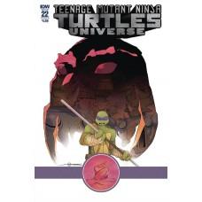 TMNT UNIVERSE #22 CVR B TORRES