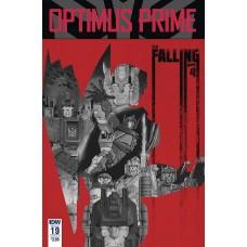 OPTIMUS PRIME #19 CVR B COLLER