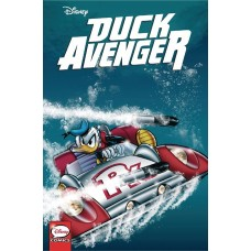 DUCK AVENGER NEW ADVENTURES TP BOOK 03