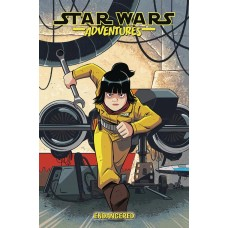 STAR WARS ADVENTURES TP VOL 03 ENDANGERED