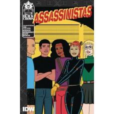 ASSASSINISTAS #6 CVR A HERNANDEZ (MR)