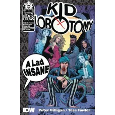 KID LOBOTOMY TP VOL 01
