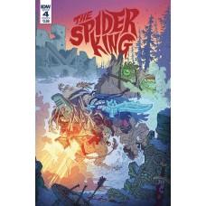 SPIDER KING #4 CVR A DARMINI