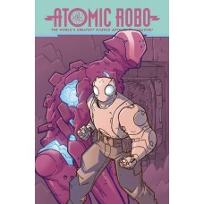 ATOMIC ROBO & THE SPECTRE OF TOMORROW TP