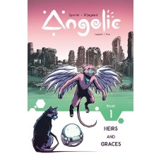 ANGELIC TP VOL 01 HEIRS & GRACES