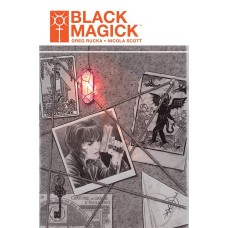 BLACK MAGICK TP VOL 02 AWAKENINGS PART TWO (MR)