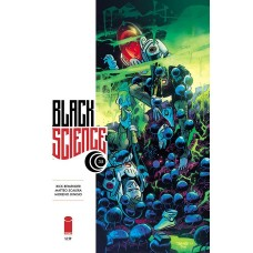 BLACK SCIENCE #35 CVR B SAMNEE (MR)