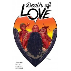 DEATH OF LOVE #4 (OF 5) (MR)