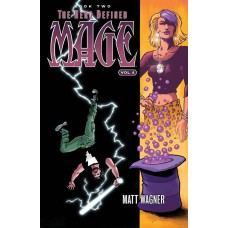 MAGE TP VOL 04 HERO DEFINED BOOK TWO
