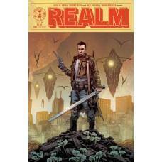 REALM #1 2ND PTG (MR)